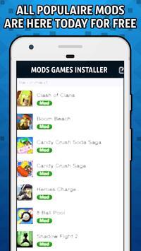 Mods Games Installer : Joke & Prank App apk screenshot