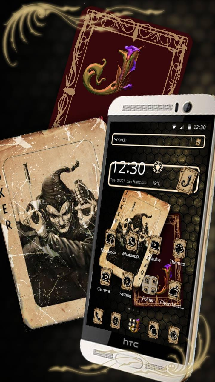 Joker Cards Tema For Android Apk Download