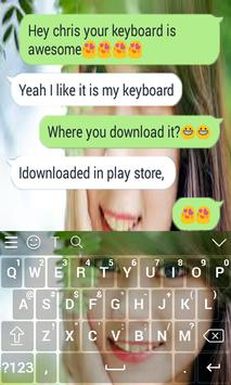 My Honey Photo Go Keyboard for Android - APK Download