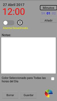 Agenda Diaria screenshot 2