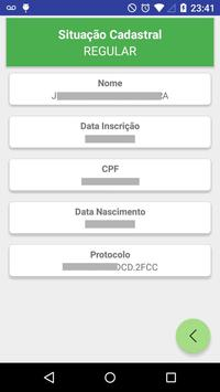 Consult CPF Fast apk screenshot