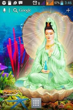 Buddha Avalokitesvara LWP poster