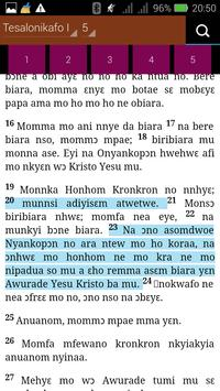 Ashanti Bible screenshot 2