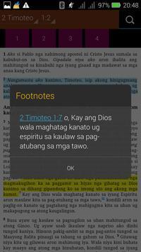 Cebuano Ang Biblia apk screenshot