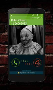 Fake Call Prank Maker screenshot 1
