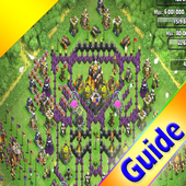GUIDE PLAY CLASH OF CLANS ícone