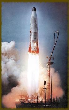 Atlas Rockets wallpaper poster