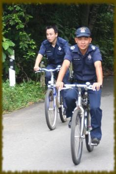 Bicycle Police wallpaper screenshot 2