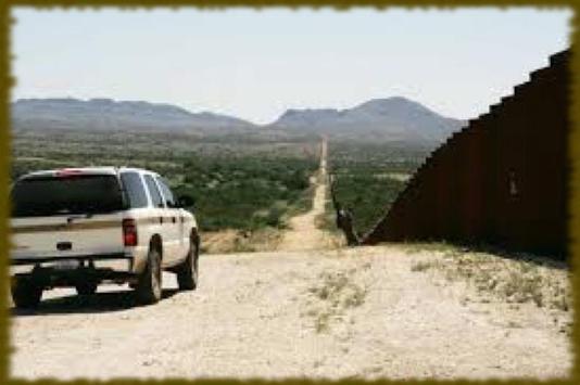 Border Patrol wallpaper apk screenshot
