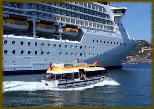 Caribbean Cruise wallpaper poster