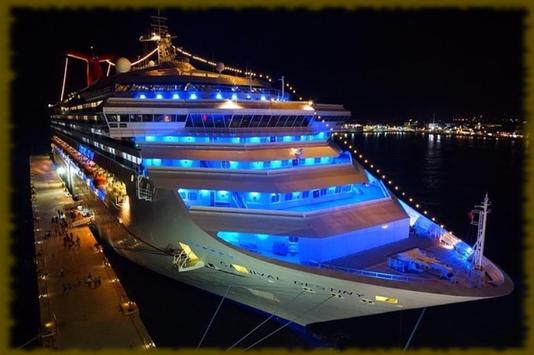 Caribbean Cruise wallpaper screenshot 1