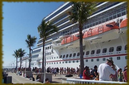 Caribbean Cruise wallpaper screenshot 2