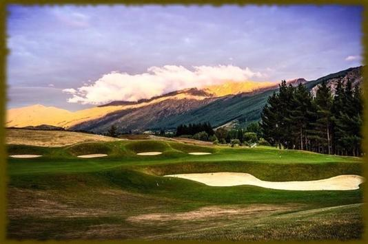 Golf Courses wallpaper apk screenshot