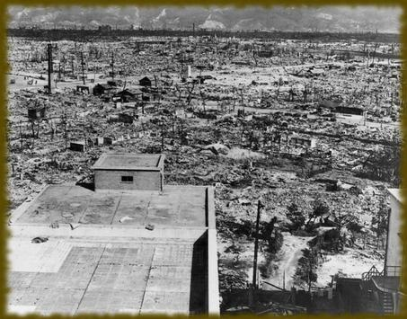 Hiroshima Bombing wallpaper apk screenshot