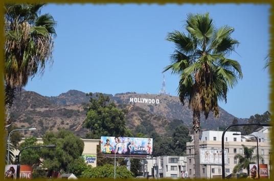 Hollywood wallpaper screenshot 1