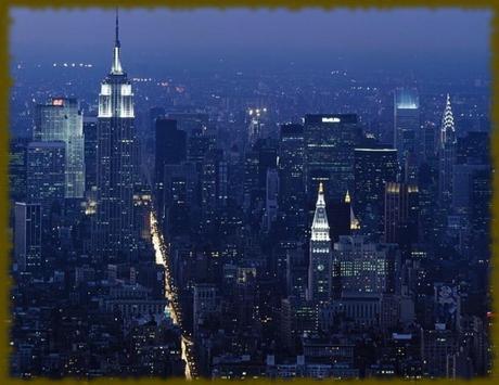 Manhattan wallpaper screenshot 1