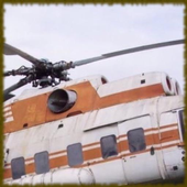 Mil Mi8 Helicopter wallpaper icon
