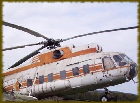 Mil Mi8 Helicopter wallpaper poster
