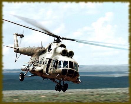 Mil Mi8 Helicopter wallpaper apk screenshot