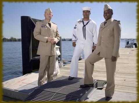 Military Uniforms wallpaper poster