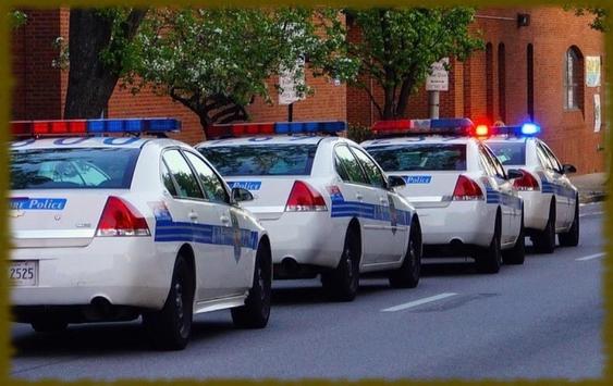Police Cars wallpaper apk screenshot