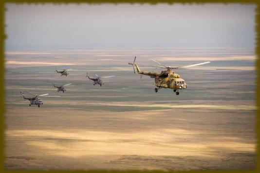 Russian Helicopters wallpaper apk screenshot