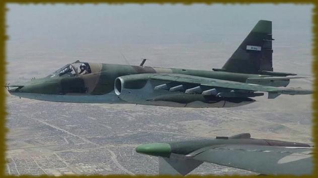Russian Sukhoi Su25 wallpaper screenshot 1