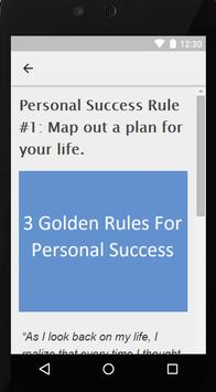 success in life poster