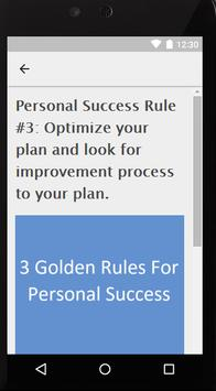 success in life apk screenshot