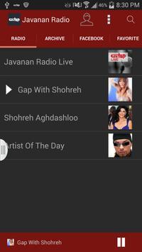 Javanan Radio poster