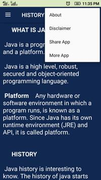 Java Tutorial screenshot 4