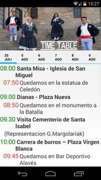 La Blanca 2014 apk screenshot
