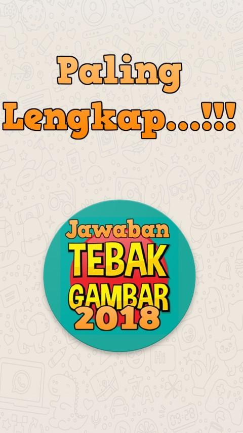 Kunci Jawaban Tebak Gambar 2018 For Android Apk Download