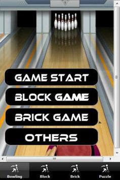 Bowling War poster