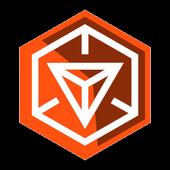 Ingress Portal Calculator icon