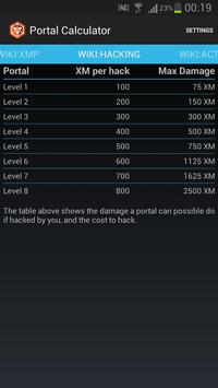 Ingress Portal Calculator screenshot 4