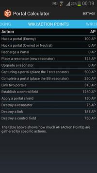 Ingress Portal Calculator screenshot 5