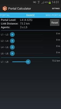 Ingress Portal Calculator screenshot 1