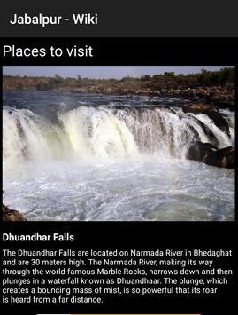 Jabalpur - Wiki screenshot 2