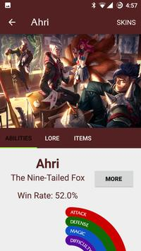 Insight for League of Legends apk screenshot