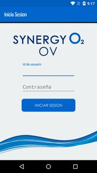 Synergy O2 OV apk screenshot