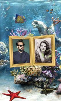 Dual Photo Aquarium Wallpaper apk screenshot