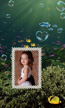 My Photo Aqurium LiveWallpaper apk screenshot