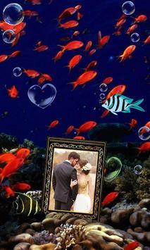 My Photo Aqurium LiveWallpaper poster
