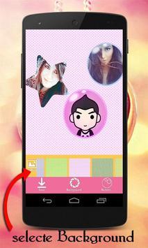 Bubble Shape Photo Collage screenshot 5