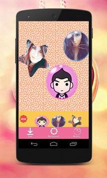 Bubble Shape Photo Collage screenshot 13