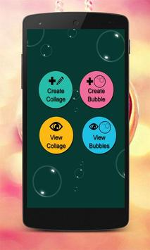 Bubble Shape Photo Collage screenshot 16
