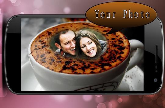Coffee/ Coffee Mug Photo Frame apk screenshot