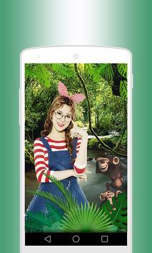 My Jungle Photo Book Maker apk screenshot
