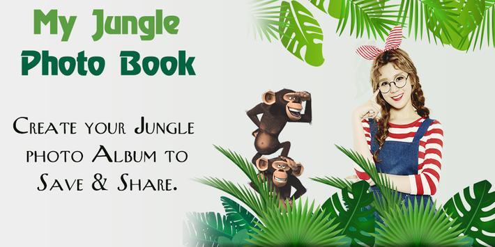 My Jungle Photo Book Maker poster